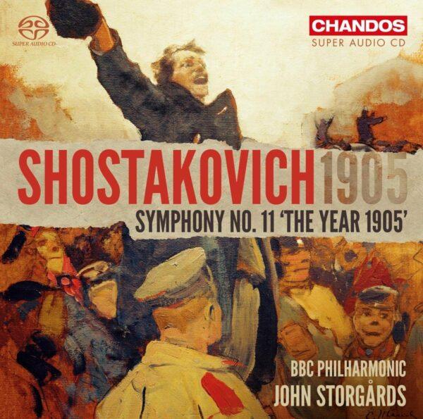 Shostakovitch 1905 - John Storgards