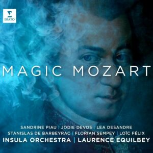 Magic Mozart - Sandrine Piau