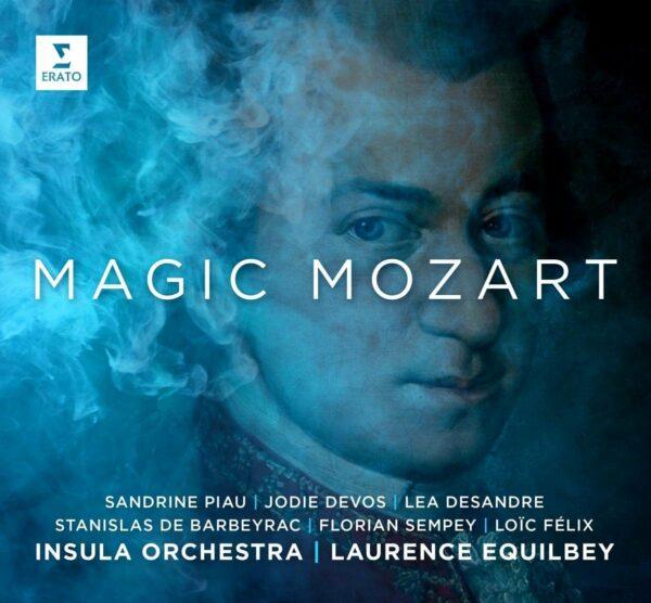 Magic Mozart - Sandrine Piau