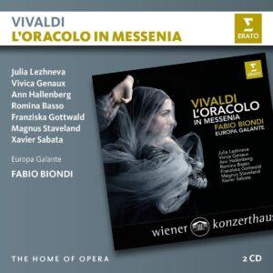 Vivaldi: L'Oracolo In Messenia - Fabio Biondi