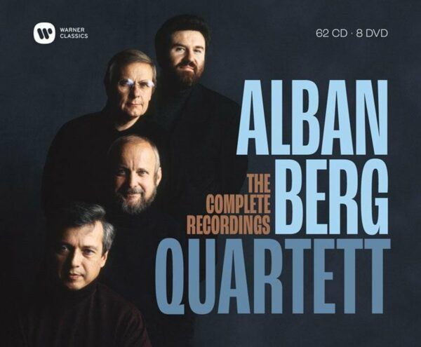 The Complete Recordings - Alban Berg Quartett