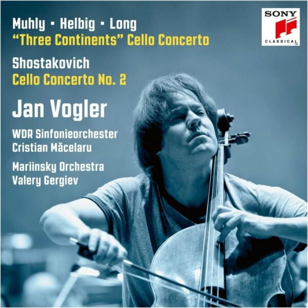 Muhly / Helbig / Long: Three Continents - Jan Vogler