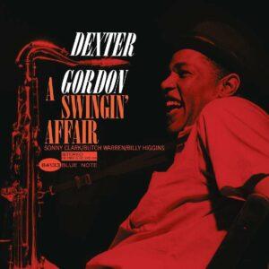 A Swingin' Affair (Vinyl) - Dexter Gordon
