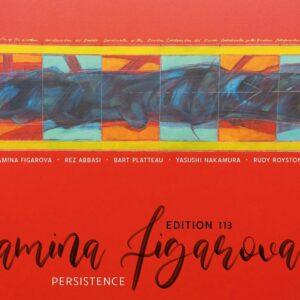Persistence (Vinyl) - Amina Figarova & Edition 113