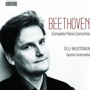 Ludwig Van Beethoven: Complete Piano Concertos - Olli Mustonen