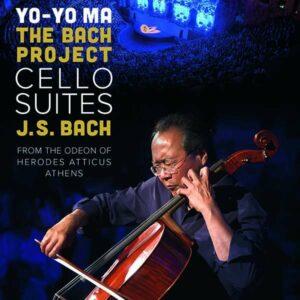 Bach: Cello Suites (Athens) - Yo-Yo Ma