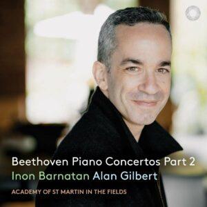 Beethoven: Piano Concertos Part 2 - Inon Barnatan