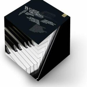 25 Classic Piano Concertos - Maria Joao Pires