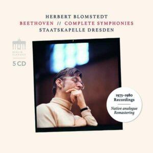 Beethoven: Symphonies (2020) - Herbert Blomstedt
