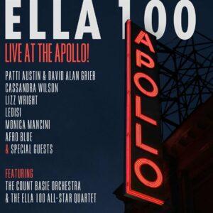 Ella 100, Live At The Apollo