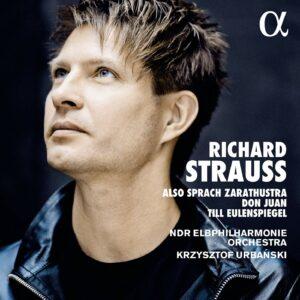 Richard Strauss: Also Sprach Zarathustra, Don Juan, Till Eulenspiegel - NDR Elbphilharmonie Orchestra