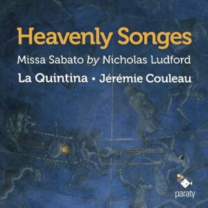 Nicholas Ludford: Heavenly Songes - La Quintina
