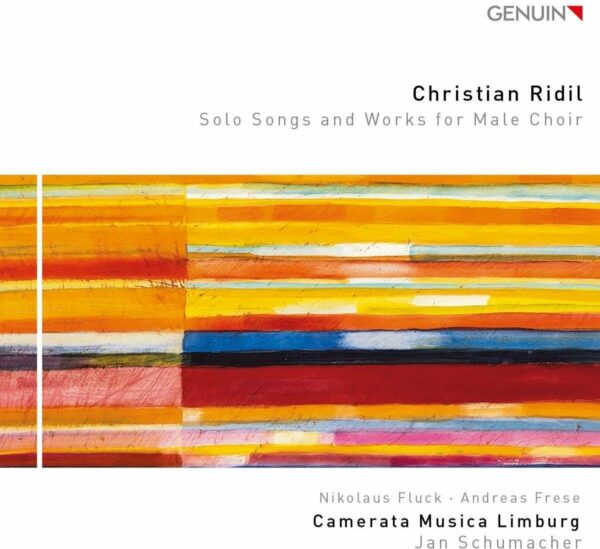 Christian Ridil: Solo Songs And Works For Male Choir - Camerata Musica Limburg