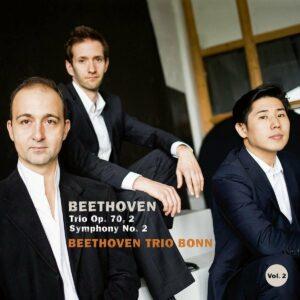 Beethoven: Piano Trio Op. 70 No. 2 & Symphony No. 2 - Beethoven Trio Bonn