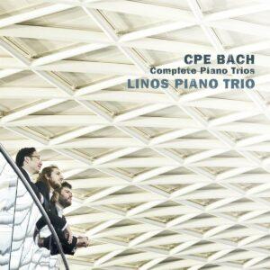 CPE Bach: Complete Piano Trios - Linos Piano Trio