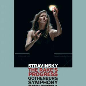 Stravinsky: The Rake's Progress - Barbara Hannigan