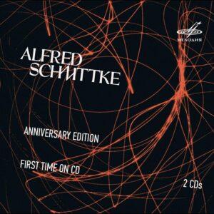 Alfred Schnittke: Anniversary Edition - Alexander Bakhchiev