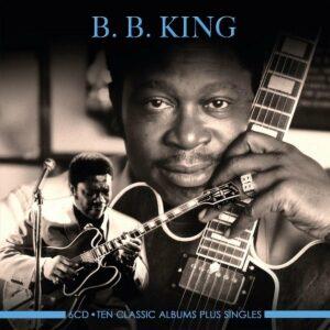 Ten Classic Albums Plus Singles - B.B. King
