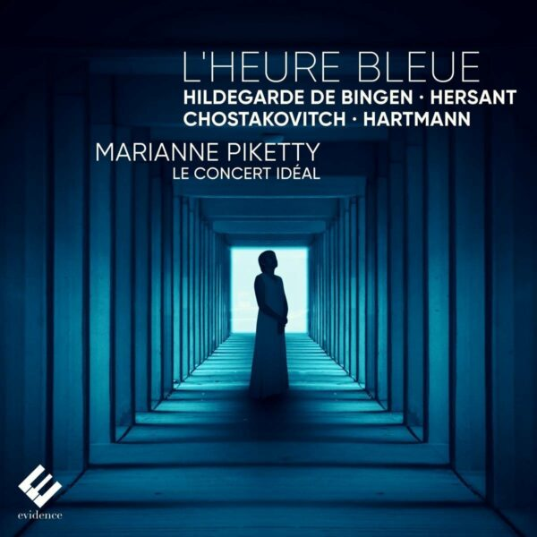 L'heure Bleue - Marianne Piketty