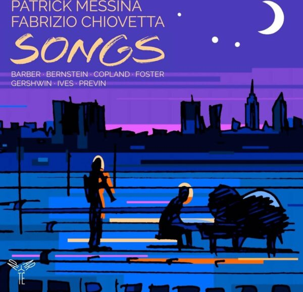 Songs - Patrick Messina