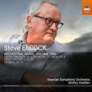 Steve Elcock: Orchestral Works Vol.2 - Siberian Symphony Orchestra