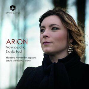 Arion, Voyage Of A Slavic Soul - Natalya Romaniw
