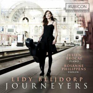 Journeyers - Lidy Blijdorp