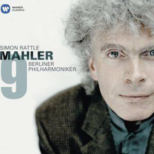 Mahler : Symphonie n°9. Rattle.