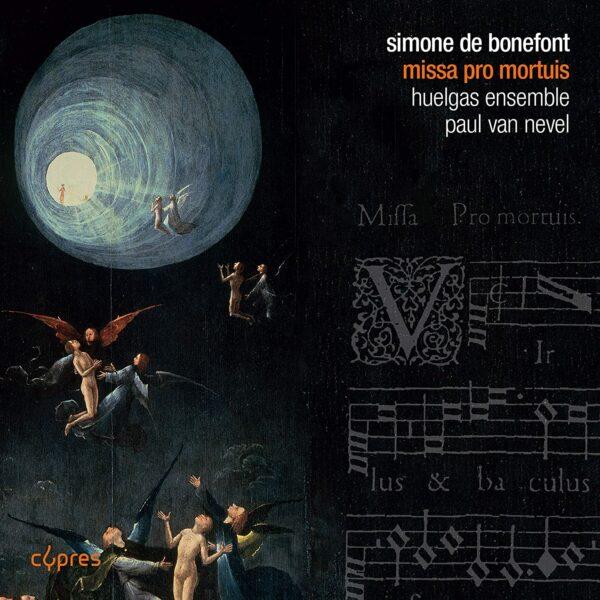 Simone De Bonefont: Missa Pro Mortuis - Huelgas Ensemble