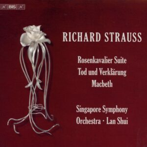 Richard Strauss: Rosenkavalier Suite - Singapore Symphony Orchestra