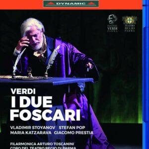 Giuseppe Verdi: I Due Foscari - Vladimir Stoyanov