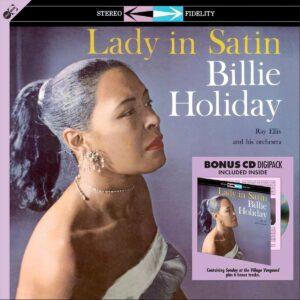 Lady In Satin (Vinyl) - Billie Holiday