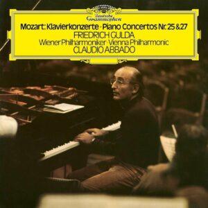 Mozart: Piano Concertos Nos 25 & 27 (Vinyl) - Friedrich Gulda