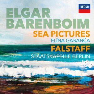 Elgar: Sea Pictures, Falstaff - Daniel Barenboim