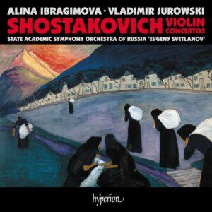 Shostakovich: Violin Concertos - Alina Ibragimova