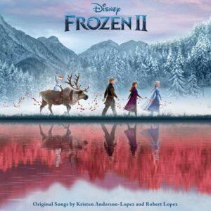 Frozen 2 (Blue Ed.) (OST) (Vinyl) - Various Artists / Original Soundtrack