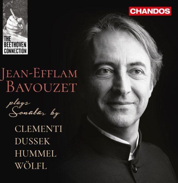 Jean Efflam Bavouzet Plays Sonatas By Clementi, Dussek, Hummel & Wölfl