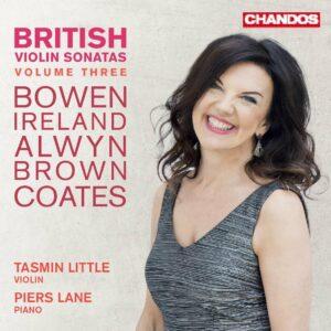 British Sonatas Vol.3 - Tasmin Little