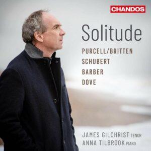 Solitude - James Gilchrist