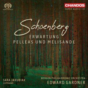Arnold Schoenberg: Erwartung, Pelleas Und Melisande - Edward Gardner