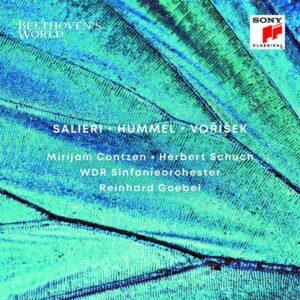 Beethoven's World: Salieri, Hummel & Vorisek - Reinhard Goebel