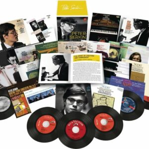Complete RCA Album Collection - Peter Serkin