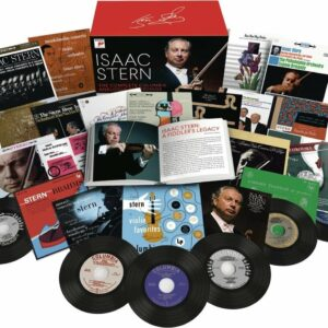Complete Columbia Analogue Recordings - Isaac Stern