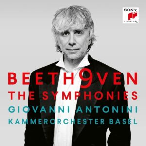 Beethoven: The 9 Symphonies - Giovanni Antonini