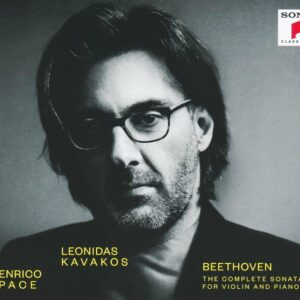 Beethoven: The Complete Sonatas For Violin And Piano - Leonidas Kavakos & Enrico Pace