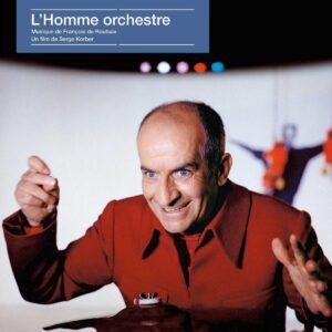 L'Homme Orchestre (OST) (Vinyl) - François De Roubaix