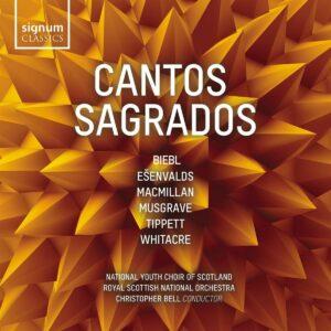 Cantos Sagrados - National Youth Choir of Scotland