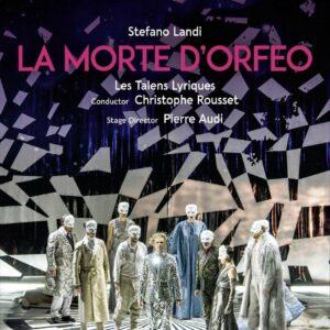 Stefano Landi: La Morte D'Orfeo - Christophe Rousset