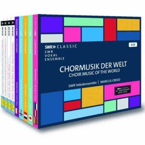 Chormusik Der Welt / Choir Music Of The World - Marcus Creed