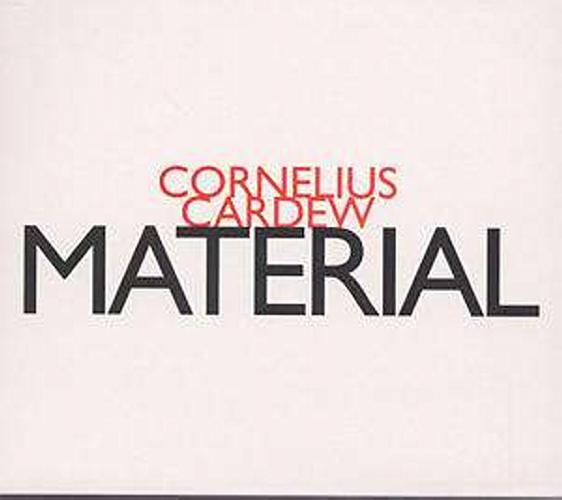 Cardew : Material
